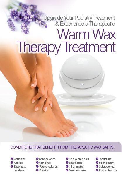 Limited last minute Chiropody appointments available for this Thursday and Frida…