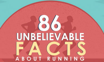 86 Unbelievable Facts About Running (2018 Infographic) – 16best.net