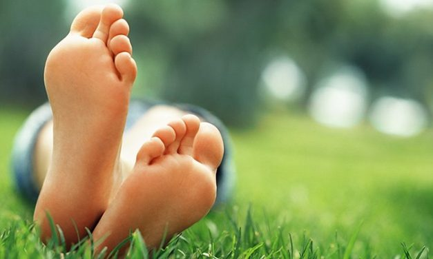 How Nutrition Can Affect Your Feet